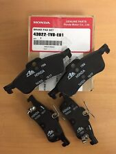 GENUINE HONDA FK2 CIVIC TYPE R REAR BRAKE PAD SET 2015-2016