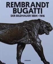 BOEK/LIVRE : Rembrandt Bugatti 1884-1916 (bronze animal statue,beeld brons
