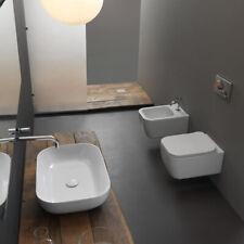 GSG Brio Sanitari Sospesi Senza Brida 52x36   Smart Clean Wc Bidet Copri Water