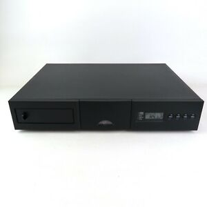 Naim CDX2 cd player with user guide - ideal audio