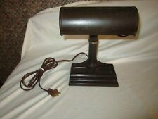 Vintage Electric Organ/Piano/Desk Lamp Works!!