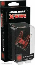 Star Wars X-Wing Major Vonreg's TIE (Red) Expansion 2nd Edition NEW SEALED