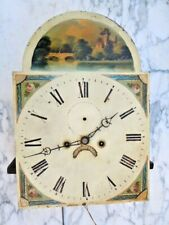 Horloge regulateur cadran systeme clock S Wilkes Bristol W H C époque 19eme