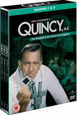 Quincy M.E: Series 1 and 2 (Box Set) [DVD]