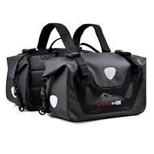 Motorrad Satteltaschen Wasserdicht Bagtecs RB25 mit Rollverschluss gebraucht