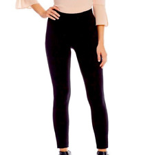 JNY Jones New York 1 Pair PONTE Leggings Large High Waisted Tummy Control