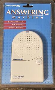 ConairPhone Callkeeper Digital phone answering machine  TAD2310