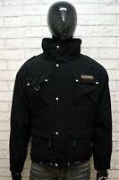 NAPAPIJRI Uomo Giacca Cappotto Giubbotto Giubbino XL Giaccone Jacket Imbottito