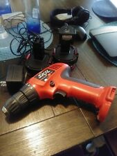 Skil Variable Speed 9.6 Volt Cordless Drill W/2 batterys and charger