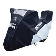 Oxford Rainex Delux Outdoor Waterproof Motorcycle Cover Topbox Medium CV506