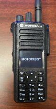 Motorola XPR7580 Digital 800mHZ Mototrbo Radio