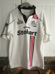 Widnes Vikings Rugby League Shirt. Medium mens Home Jersey