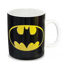 BATMAN TASSE - Riesentasse750ml Fledermaus Retrologo Klassiker Superheld Zeitlos