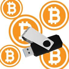 Usb Loaded With Bitcoin