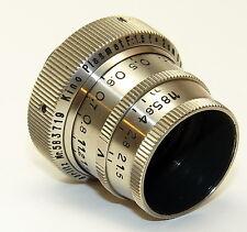 HUGO MEYER GÖRLITZ Objektiv Lens KINO PLASMAT 1,5/20 - 2cm - D-MOUNT Gewinde