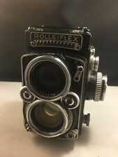 Rolleiflex 2.8 E with Exposure Meter 80mm 2.8 Planar