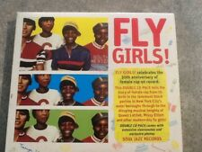 Fly Girls! B-Boys Beware Various Artists CD 2 Discs Soul Jazz Label Female Rap