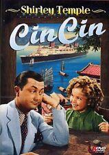 CIN CIN  SHIRLEY TEMPLE   DVD AZIONE