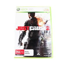 Just cause 2 -  Microsoft Xbox 360 - COMPLETE WITH TRACKING