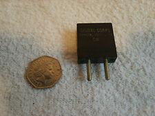 7930 kHz Crystal Vintage Usa Signal Corps Radio Trasmettitore Ricevitore oscillatore