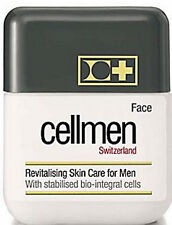Cellmen Face Cream for Men 50ml 1.7 oz. Sealed and Unopened