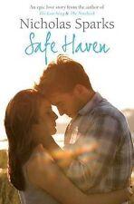 Safe Haven by Nicholas Sparks Large - Paperback - 20% Bulk Book Discount