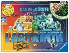 Das verrückte Labyrinth – Jubiläums-Version Glow in the Dark Familienspiel Raven