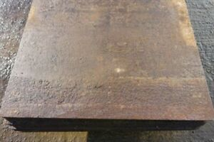 900 mm Long x 900 mm Wide x  12.5 mm Thick  Manhole Cover Plate C/w 2 Lifting ho