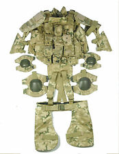 COVER BODY ARMOR POLISH ARMY MOLLE VEST WOODLAND ARMED TACTICAL FRAGMENTATION