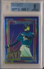 1994 Topps Traded Finest Inserts  #5 Ken Griffey Jr.  Seattle Mariners   BGS 9