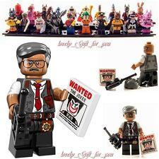 LEGO Minifigures Batman The Movie 71017 Collectible No: 7 Commissioner Gordon