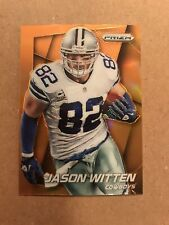 2014 JASON WITTEN PANINI PRIZM ORANGE REFRACTOR #18 DALLAS COWBOYS