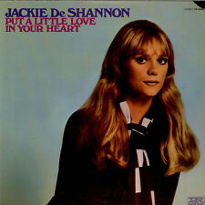Jackie DeShannon - Put A Little Love In Your H (Vinyl LP - 1969 - US - Original)
