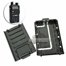 Walkie-talkie 6X AAA Battery Case Pack Shell Box Cover for BaoFeng BF-UV5R UV5RE