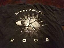 kenny chesney Local Crew tour shirt