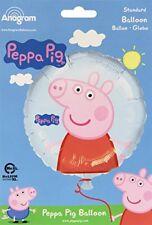 Amscan Globo de cerdo del Peppa Internacional