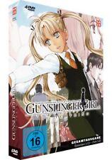 Gunslinger Girl - IL Teatrino - Gesamtausgabe - DVD - NEU