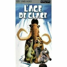 Film UMD L' âge de glace - Psp PlayStation Sony