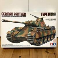 Tamiya German Panther TypeG Early Version 1/35 MM Series 170 Model Kit #15544