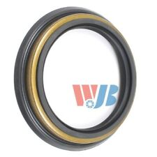 WJB WS710093 Front Outer Oil Seal Wheel Seal Interchange 710093