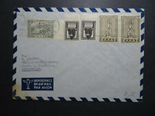 Greece 1954 Airmail Cover to Germany - Z11975