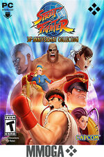 Street Fighter 30th Anniversary Collection - Steam Digital Download PC Spiel DE