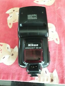Nikon Speedlight SB-25 Shoe Mount Flash