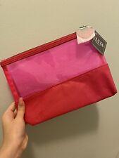 Ulta Hot Pink Makeup Bag
