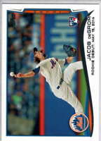 2014 Topps Update #US-57 Jacob deGrom RC Rookie Mets
