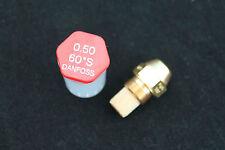 Brennerdüse Danfoss 0,50/60°S Vollkegel Düsenwechsel reduziert den Ölverbrauch