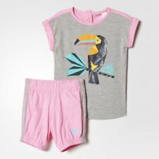 075ef8f690e3 adidas Summer Outfits & Sets (0-24 Months) for Girls for sale | eBay