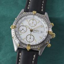 Breitling Chronomat Chronograph Stahl / Gold Automatik Ref. 81.950 VP: 6990,- €