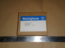 2892361-3 Westinghouse Type Alb-1 Single Pole 125 V Ad & Dc Circuit Breaker