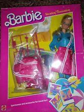 Vacation Sensation Blue Outfit Barbie 1986, NRFB  01675